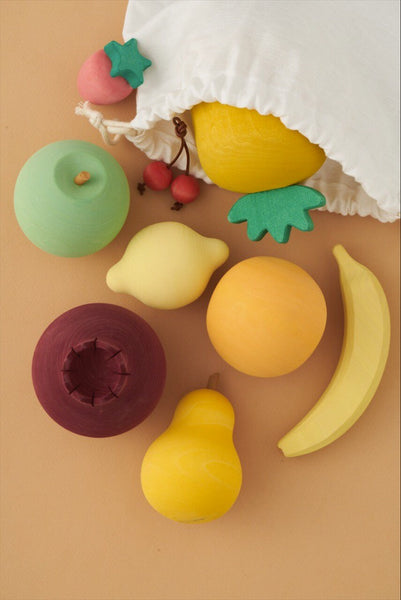 RADUGA GREZ - Fruits set