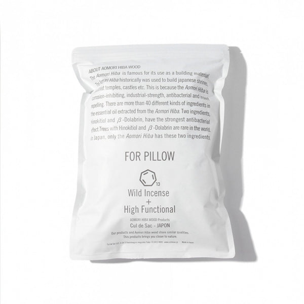 Cul de Sac- Japon Pillow