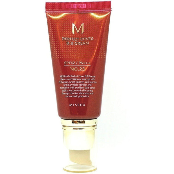Missha Perfect Cover BB Cream SPF 42/PA+++