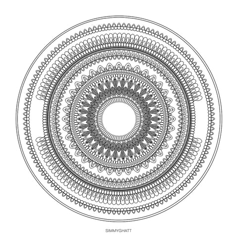 Medallion Mandala