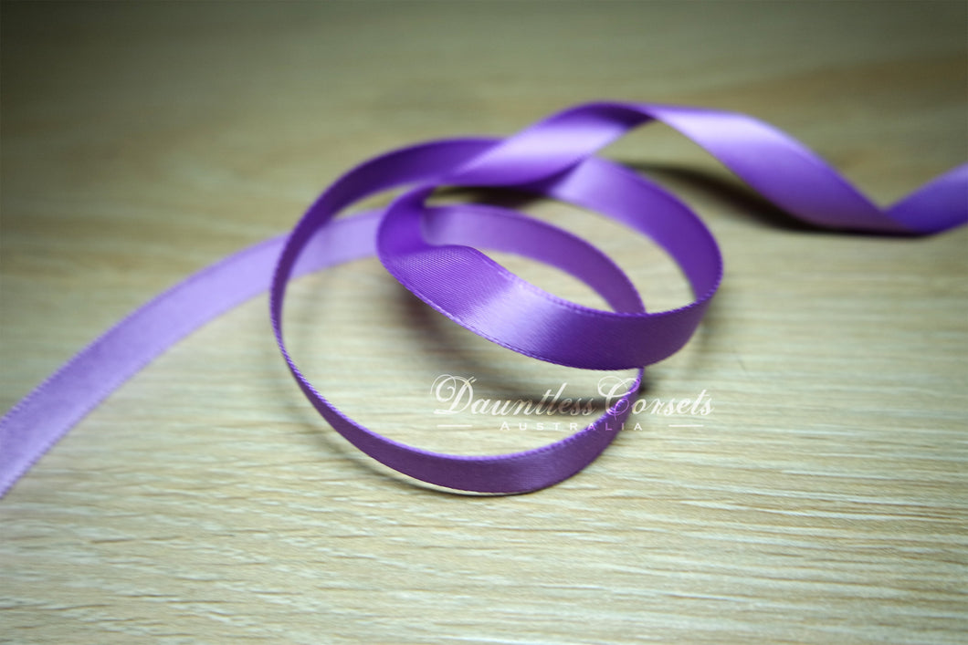 Ribbon Replacement Corset Laces - Light Purple