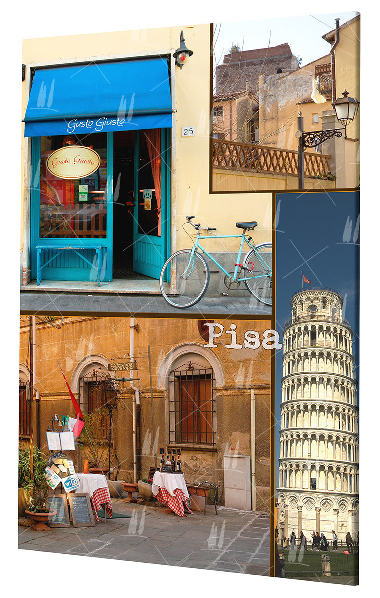 Windows on Pisa