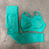 2 piece workout sets women sport clothes