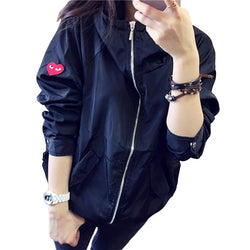 Fashion Long Sleeve Women's Coat Jacket Autumn Winter Hooded Solid Casual  Jacket