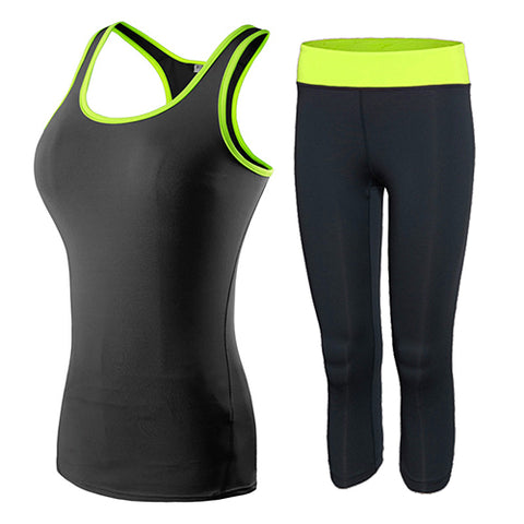 2020 Sport Fitness Yoga Set Running sports suit