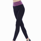 High Waist Stretch Yoga Pants Women Dyed Quick Drying Workout Fitness Elastic Tight Sport Yoga Legging Pants Slim
