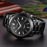 CURREN Watches Men quartz Waterproof Sports Watches Men