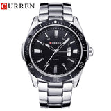 Curren watches men quartz sports watch