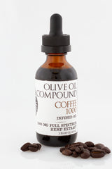 Olive Oil Compound - Coffee