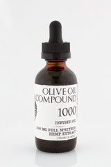 Olive Oil Compound - Plain