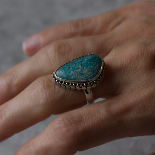 Heavenly Turquoise Ring