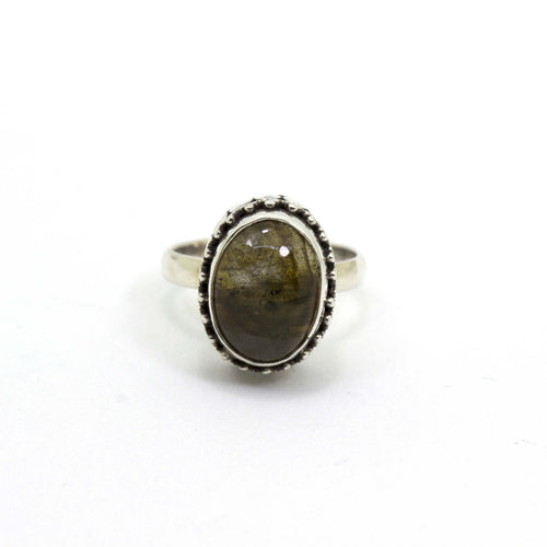 'See With The Heart' Tourmaline Ring