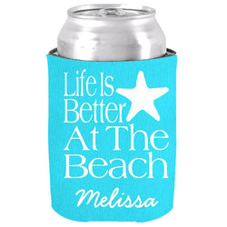 Customizable Neoprene Soda / Beer Cooler Insulator