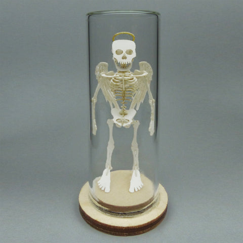 Angel All-in-one miniature skeleton model kit