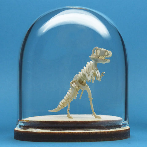 Classic T-Rex Deluxe Kit - Miniature Laser Cut Skeleton Model