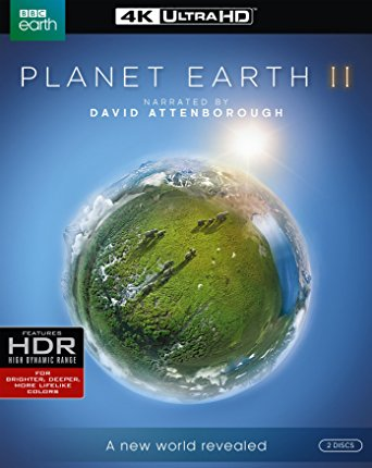 Planet Earth II - Disc 1