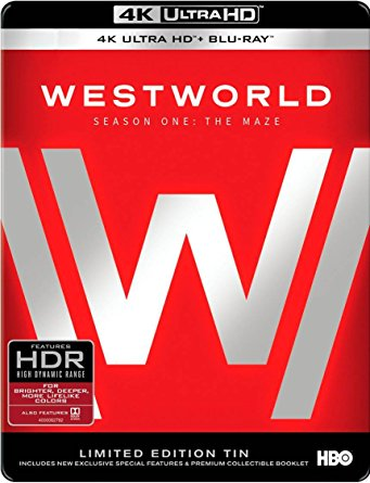Westworld - Season One: The Maze  - Disc 2