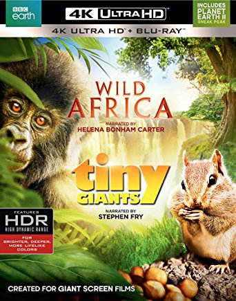 Wild Africa / Tiny Giants (BBC earth)