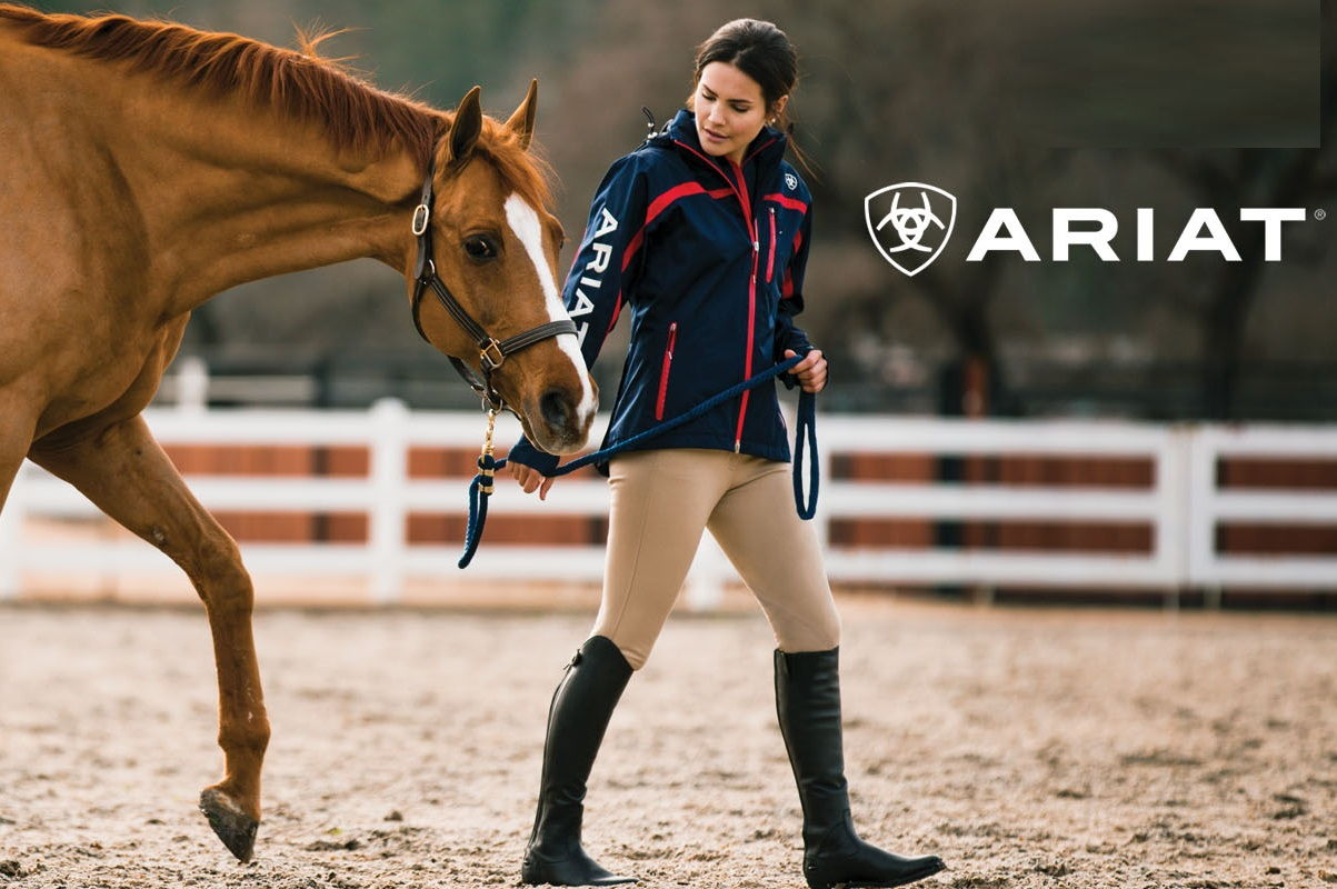 WIN a pair of Ariat Boots worth €395