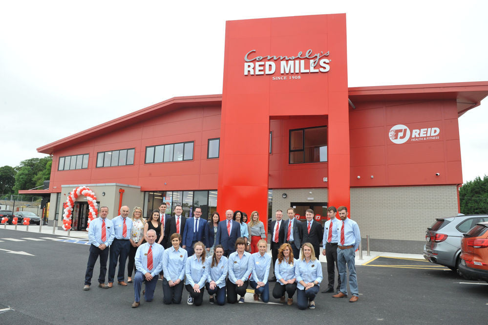 Red Mills Store Kilkenny Official Grand Opening 23rd June 2017 with EU Commissioner Phil Hogan