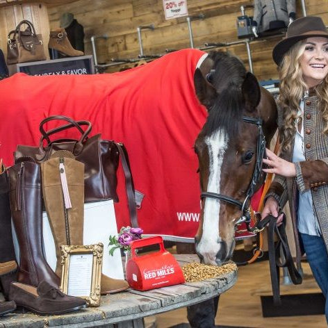 Red Mills Winter Racing Style Event 16th Feb with Guest Judge Yvonne Connolly