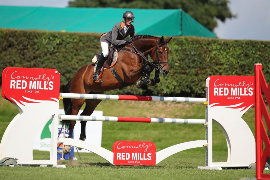 Back-to-back Connolly's RED MILLS Munster Grand Prix Titles for Connors