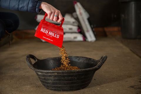 Red Mills Horse Feeding Mix