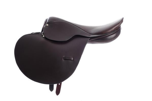 Berney Curragh Race Exercise Saddle - RedMillsStore.ie