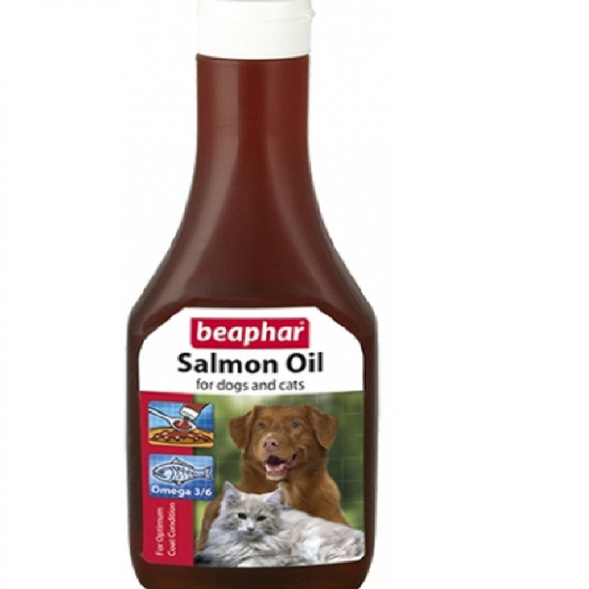 Beaphar Salmon Oil - RedMillsStore.ie