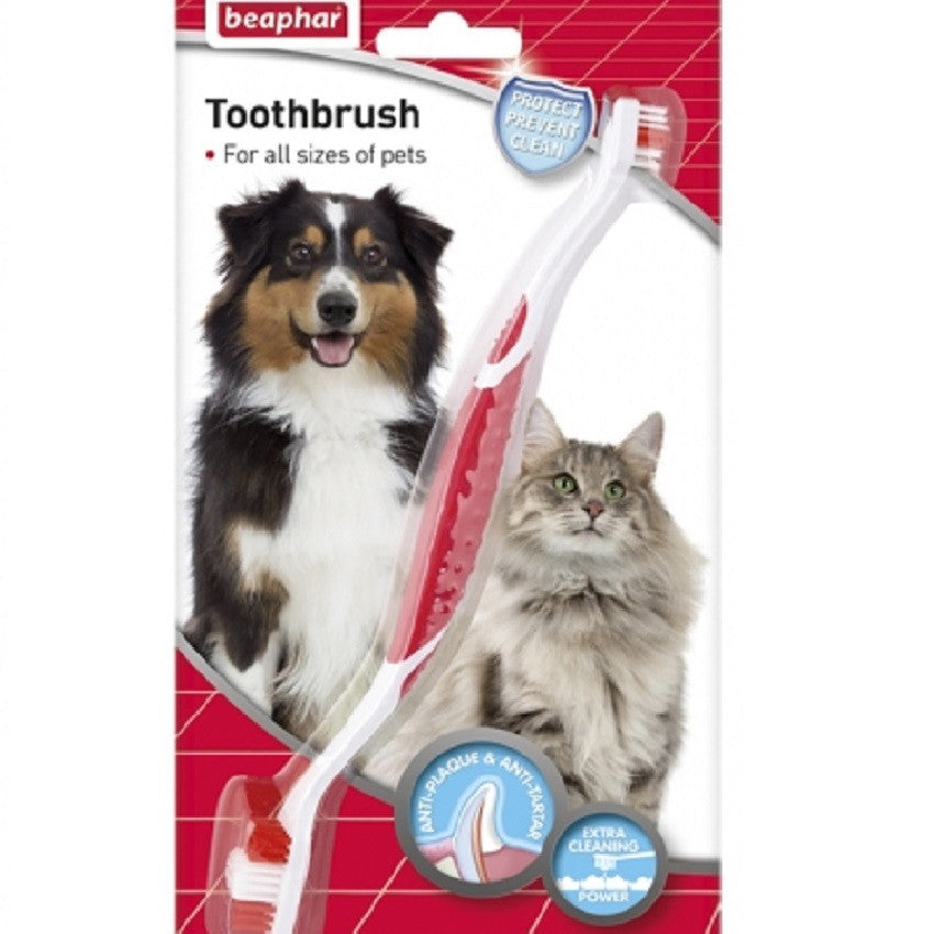 Beaphar Toothbrush - RedMillsStore.ie