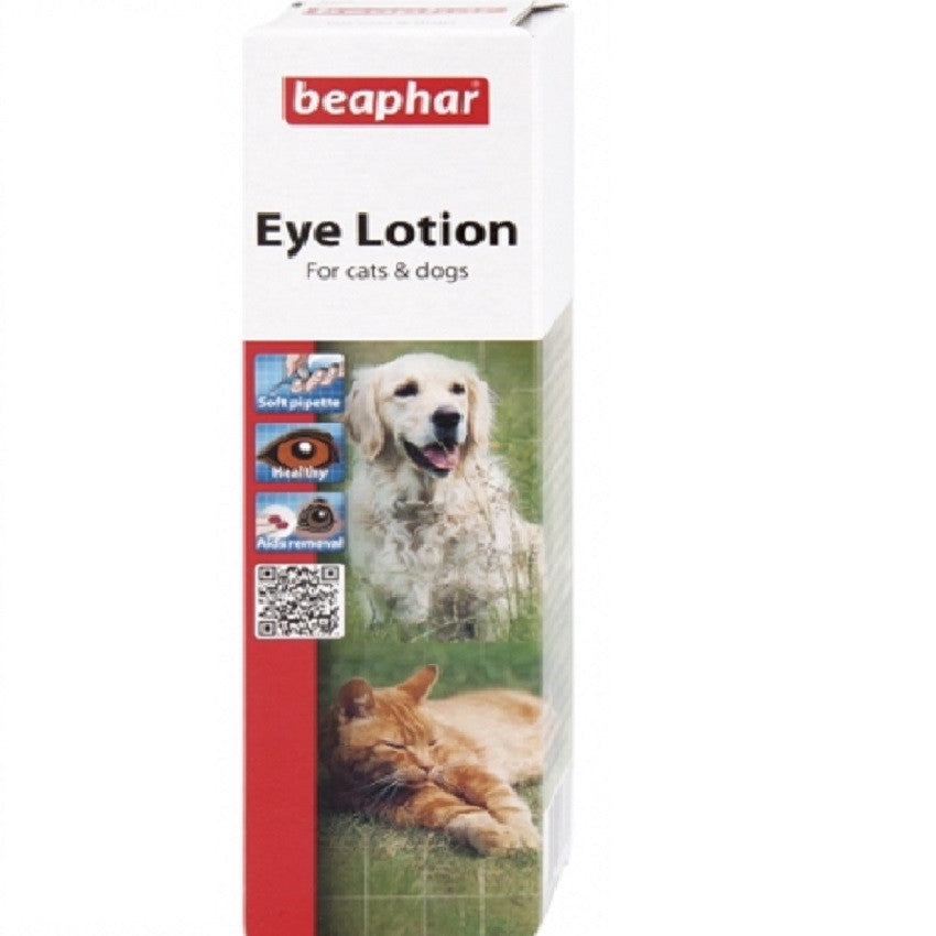 Beaphar Eye Lotion - RedMillsStore.ie