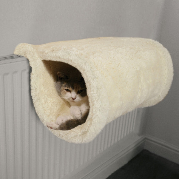 Rosewood Luxury Cat Tunnel / Radiator Bed - RedMillsStore.ie