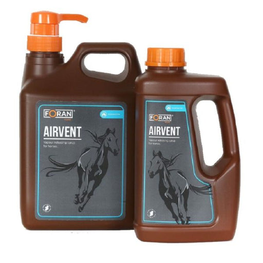 Foran Equine AIRvent Syrup - RedMillsStore.ie