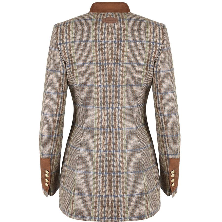Welligogs Balmoral womens tailored jacket - RedMillsStore.ie