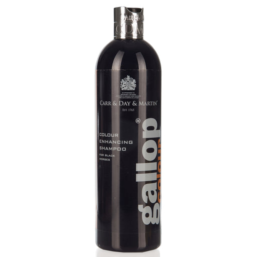 Carr & Day & Martin Gallop Colour Enhancing Shampoo - Black 500ml - RedMillsStore.ie