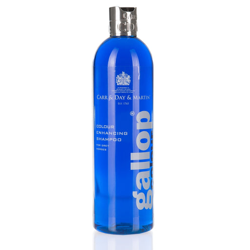 Carr & Day & Martin Gallop Colour Enhancing Shampoo - Grey 500ml - RedMillsStore.ie