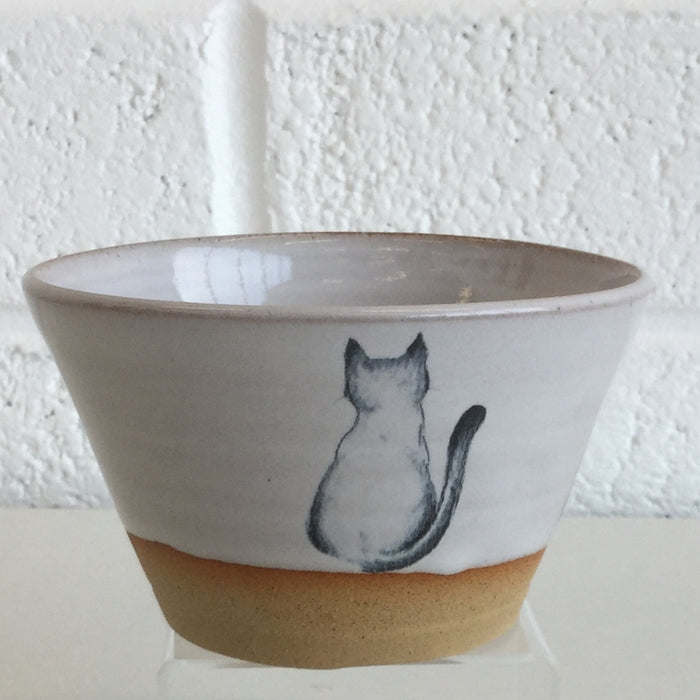 Claire Molloy Small Bowl - Cat