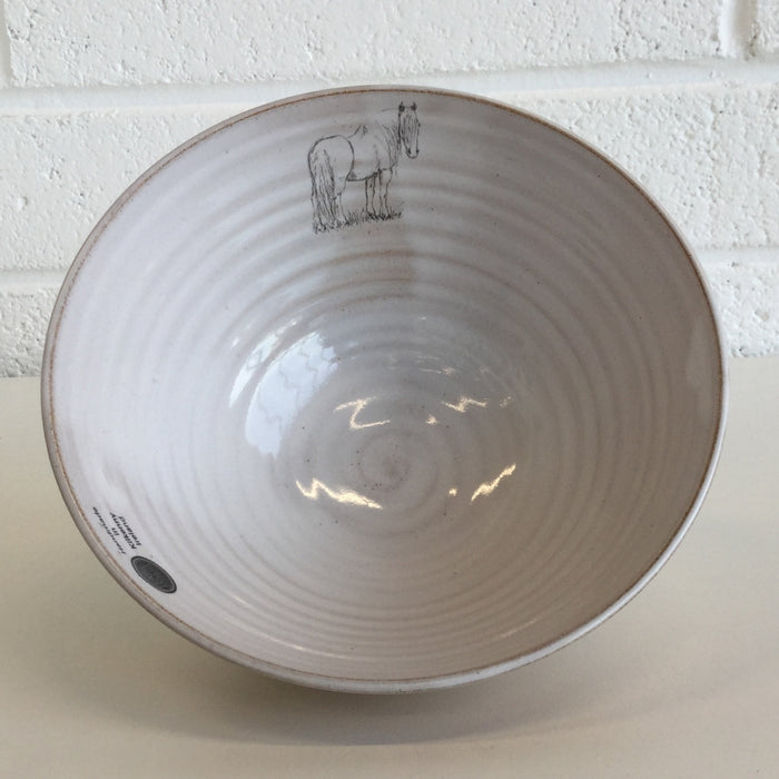 Claire Molloy Irish Cob Large Bowl