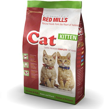 Red Mills Cat Kitten cat food - RedMillsStore.ie