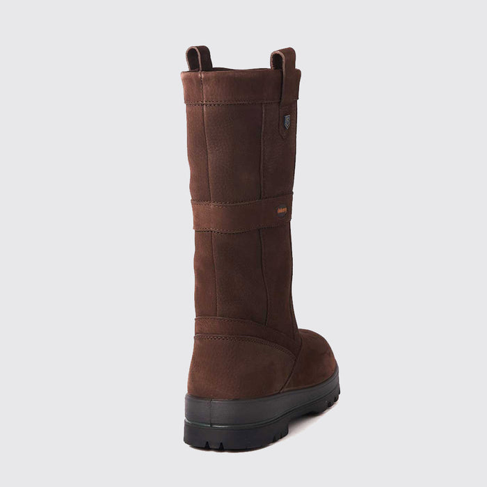 Dubarry Men's Meath Country Boot in Java