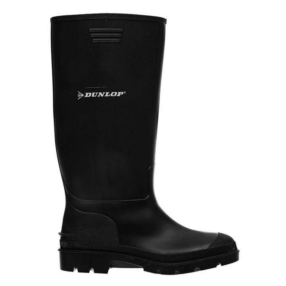 Dunlop Black PVC Wellingtons - RedMillsStore.ie