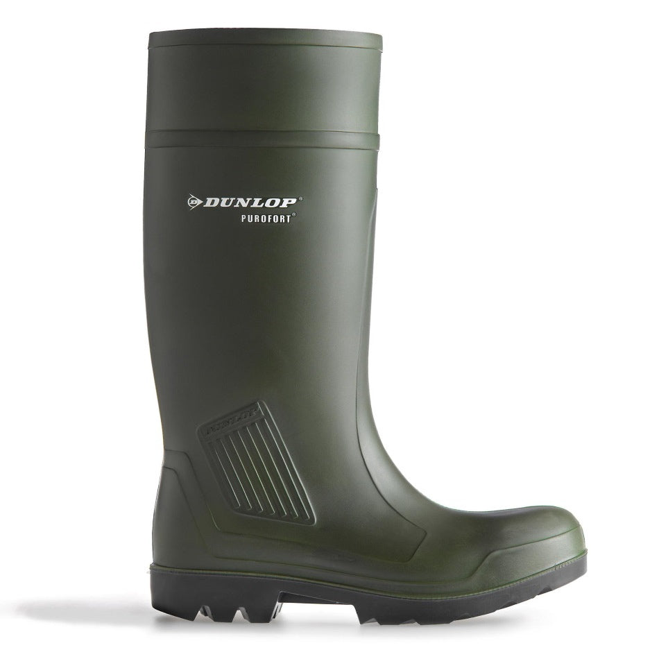 Dunlop Purofort Safety Wellingtons - RedMillsStore.ie