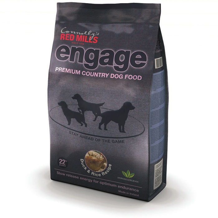 Red Mills Engage Duck & Rice dog food - RedMillsStore.ie