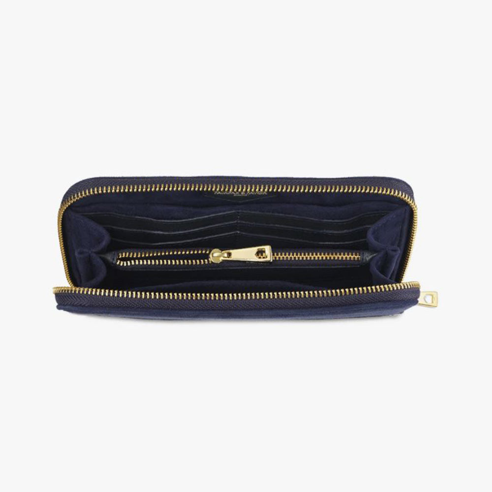 Fairfax & Favor Salisbury Purse in Navy