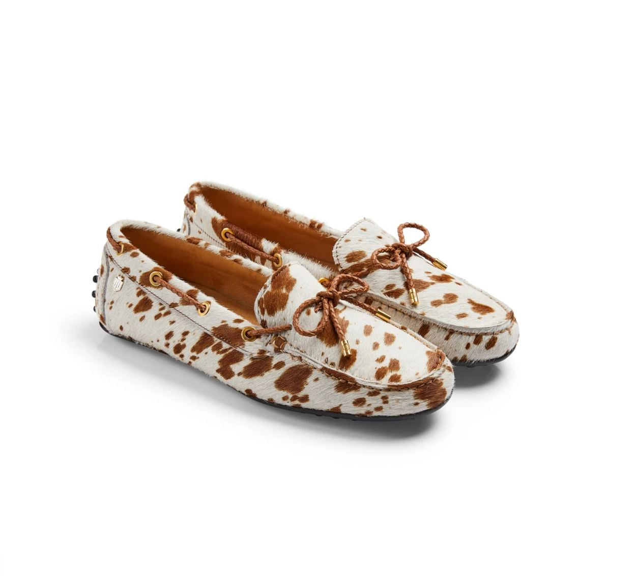 Fairfax & Favor Women's Henley Driving Shoe in Cowhide