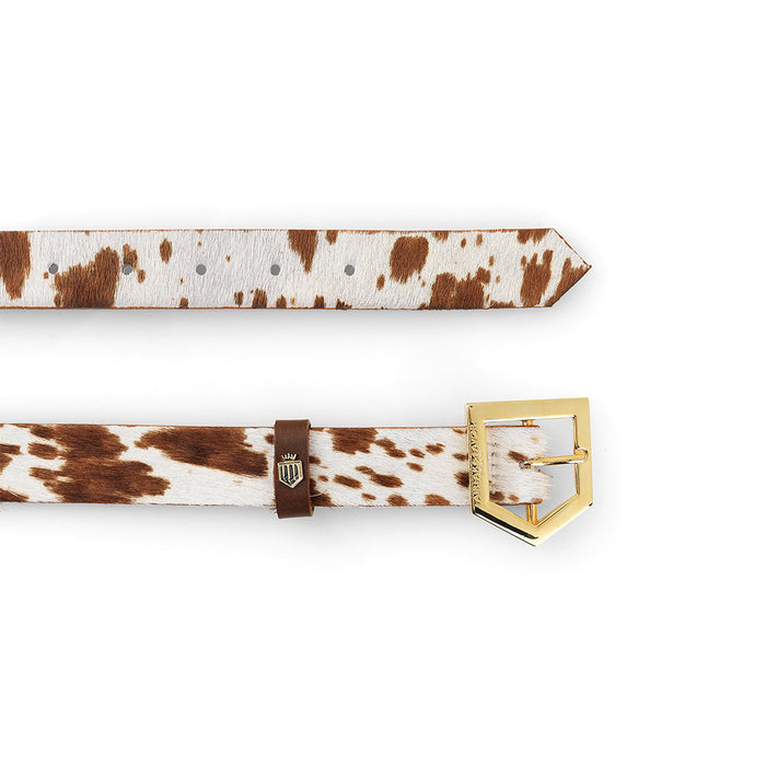 Fairfax & Favor Women's Sennowe Belt in Cowhide