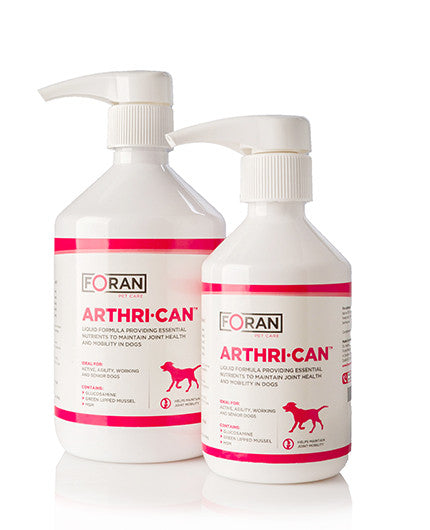 Foran Pet Care Arthri-Can - RedMillsStore.ie