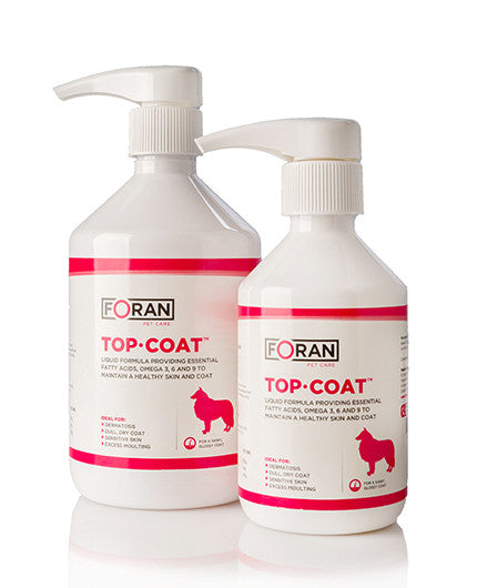 Foran Pet Care Topcoat - RedMillsStore.ie