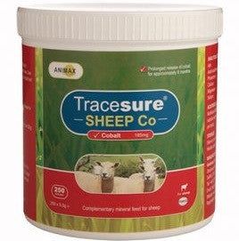 Tracesure® Sheep Co Cobalt Supplement - RedMillsStore.ie