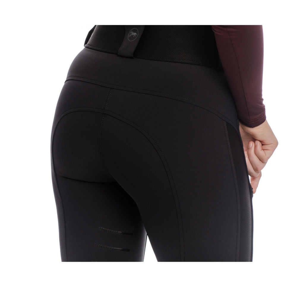 Horseware Hybrid Aqua Pull-Up Breeches Black